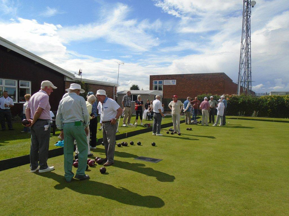 Bowls in Beverley