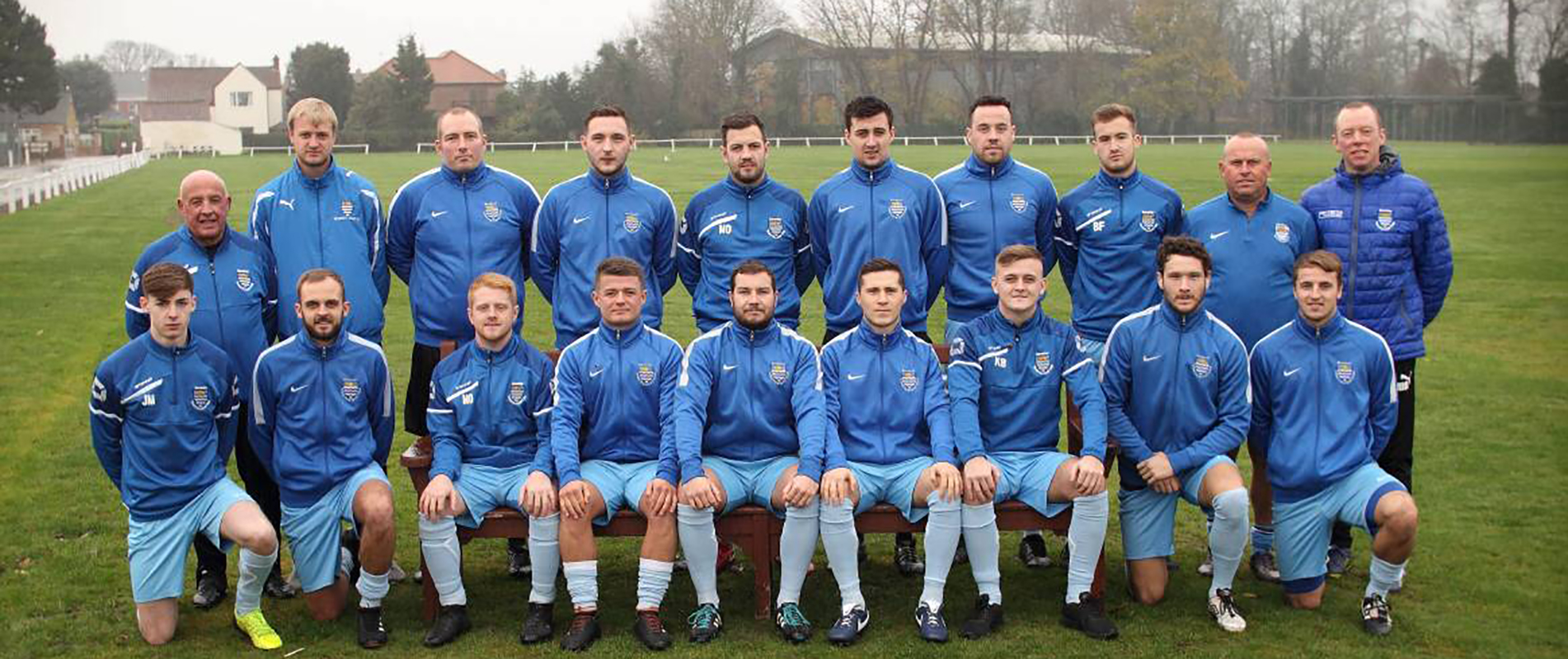 Beverley Town Football Team